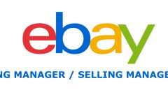 Selling manager logo